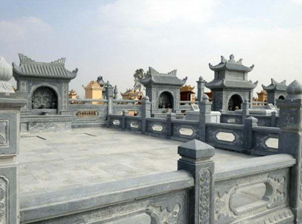 Mơ thấy lăng mộ đền miếu