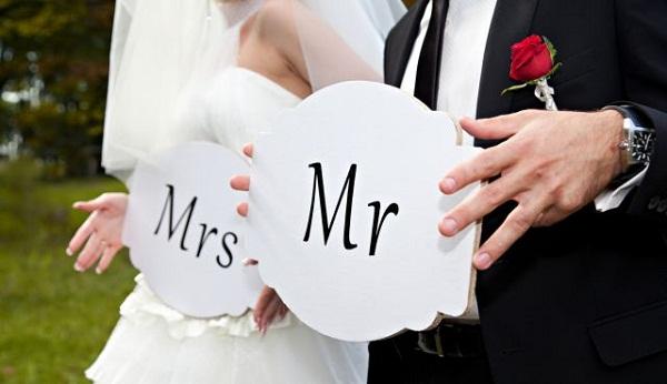 Giải mã giấc mơ lấy chồng