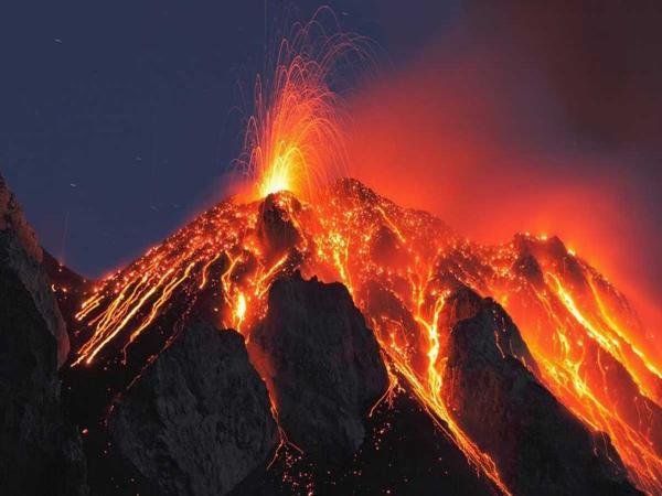 Mơ thấy núi lửa là điềm báo gì