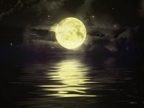 Nằm mơ thấy trăng là điềm báo gì