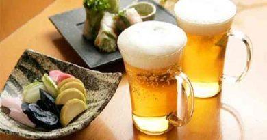 Nằm mơ thấy uống bia