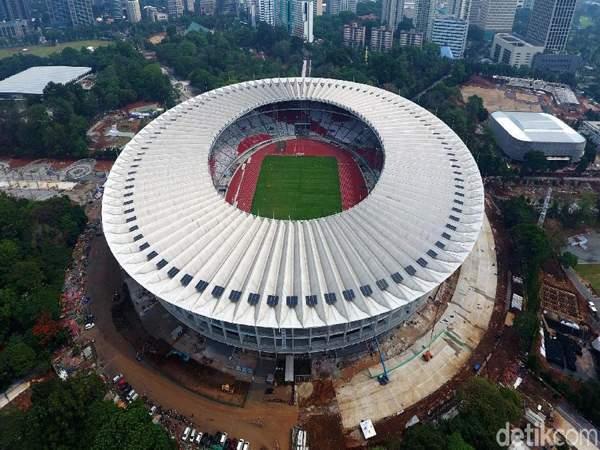 Sân vận động lớn nhất thế giới tại Ai Cập