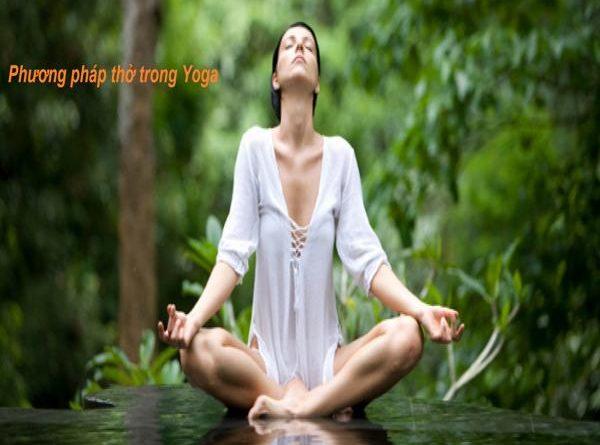 Cách thở trong Yoga
