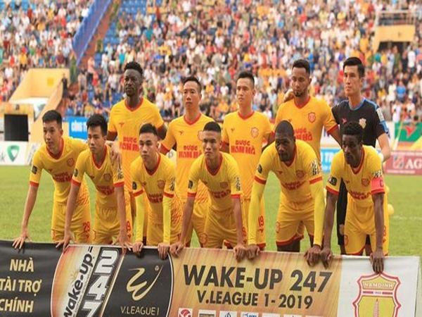 Câu lạc bộ bóng đá Nam Định