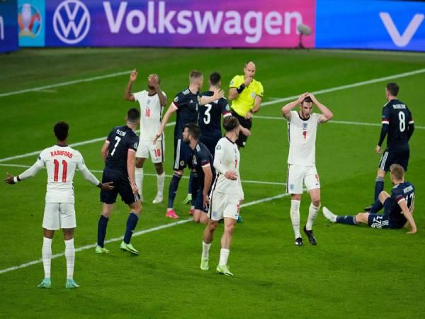 Điểm tin Euro 19/6: ĐT Anh lập kỷ lục mới ở trận hòa tẻ nhạt