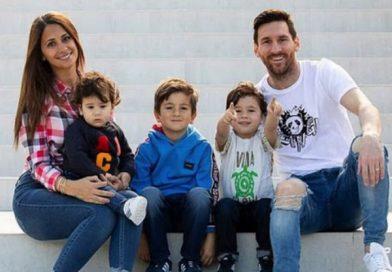 Vợ Messi là ai – Người phụ nữ phía sau những thành công của Messi