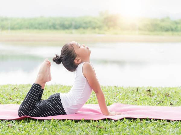 Hưỡng dẫn tập Yoga cho trẻ em đơn giản ngay tại nhà