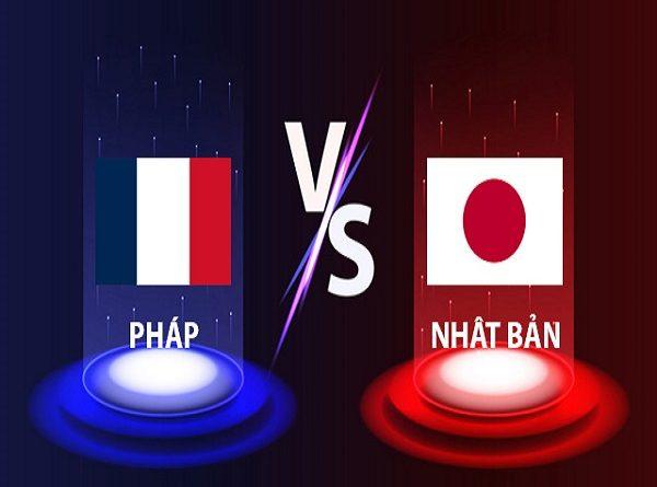 Soi kèo U23 Pháp vs U23 Nhật Bản – 18h30 28/07/2021, Olympic 2020