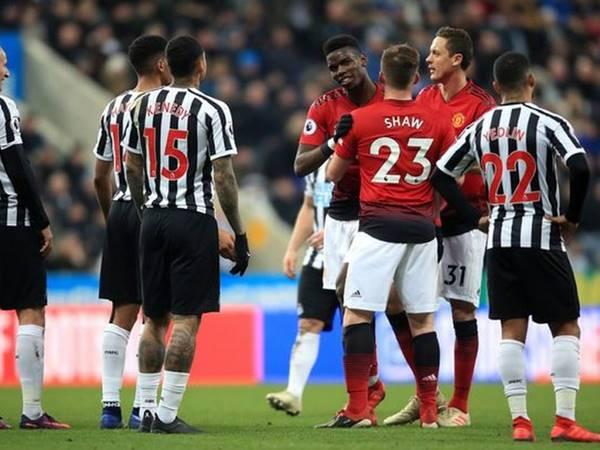 Nhận địn trận đấu Man United vs Newcastle (21h00 ngày 11/9)